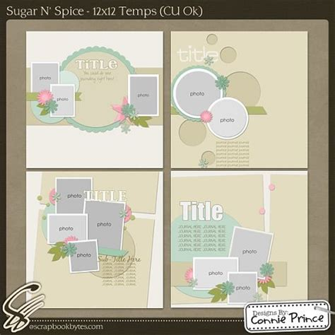 scrapbooking layout templates scrapbook templates scrapbook layouts