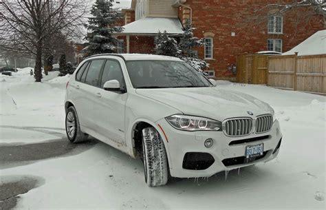 bmw x5 snow bmw x5 snow test