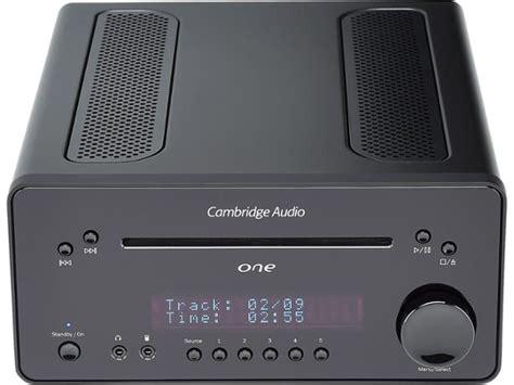Miniatur Sound System 1 cambridge audio one mini hi fi system review which