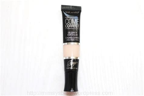 And Come Correct Concealer n fergie come correct concealer mimsy