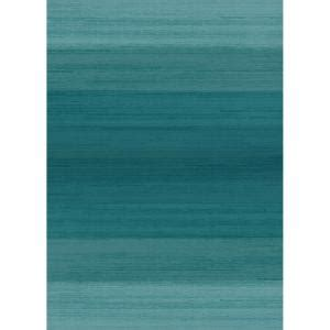 Resistant Rugs Home Depot by Ruggable Washable Ombre Blue 5 Ft X 7 Ft Stain Resistant
