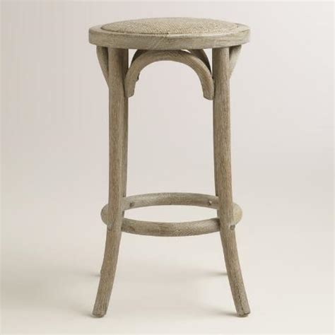 Rattan Backless Counter Stools by Wood And Rattan Syena Backless Counter Stool World Market
