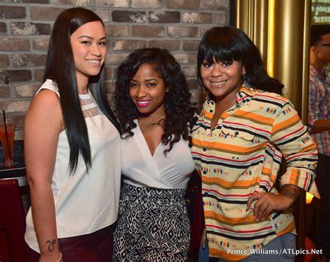 Singer Nivea &Lil Wayne's Other Baby Mommas Just Showed ... Lil Waynes Mom