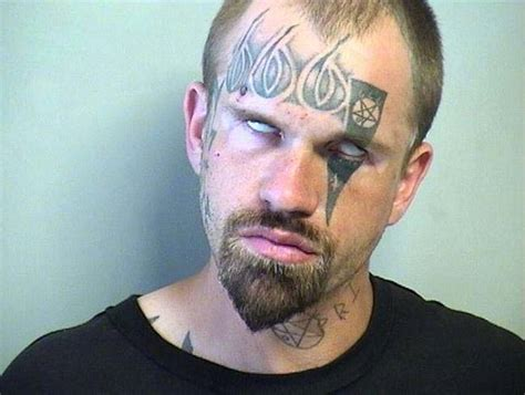 tattoo nightmares you ve got male 21 mugshot tattoos that will creep you the heck out