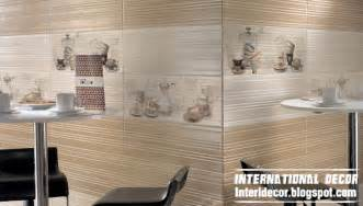 Kitchen Tiles Wall Designs Contemporary Kitchens Wall Ceramic Tiles Designs Colors Styles