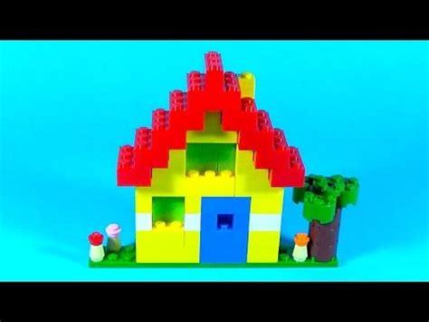 tutorial lego house how to make lego house simple 10664 lego 174 bricks and