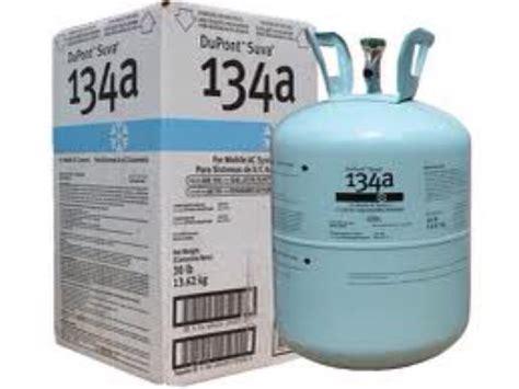 Refrigerant 134a dupont suva 134a 30lbs can refrigerant r 134a factory