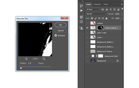 sketchbook how to add layer how to create a colored pencil sketch effect in