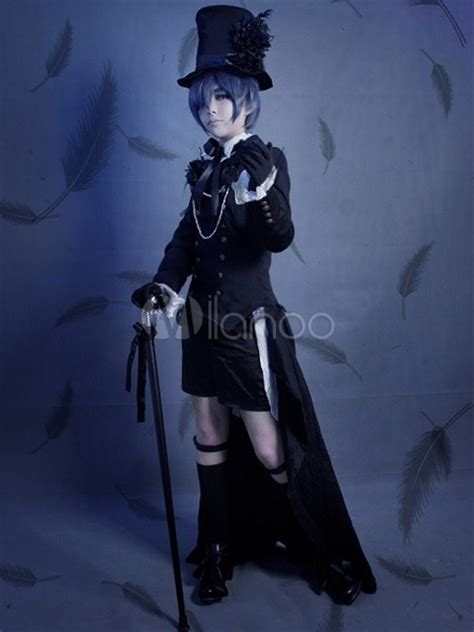 Costume Kuroshitsuji Ciel black butler kuroshitsuji ciel costume