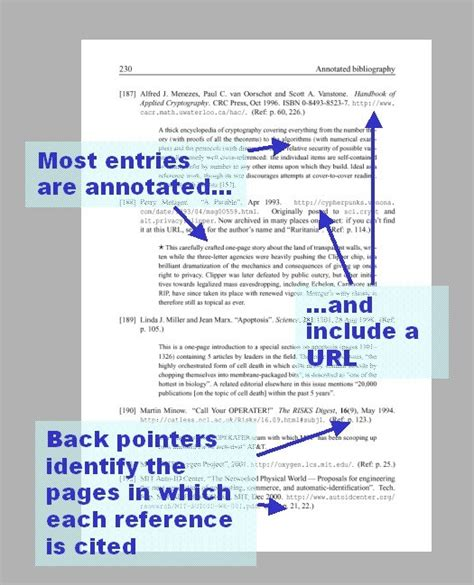 writing and editing services annotated bibliography