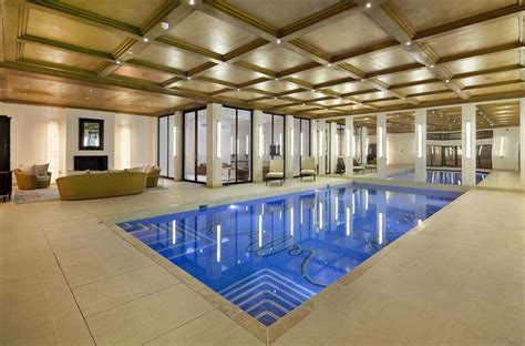 swimming pool in the basement luxurious facilities include this high specification