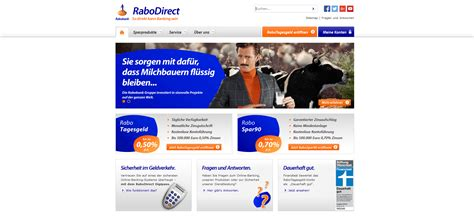 rabodirect bank rabodirect bank tagesgeldkonto testbericht