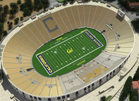 Home Interior Bears with stadium reopening near cal revamps ticket sales