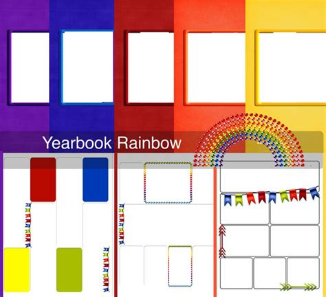 year book templates 23 best images about yearbook ideas and templates on