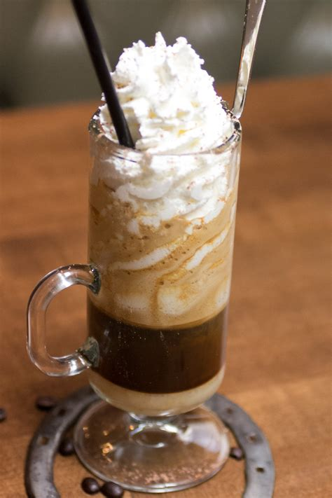 Iced Coffee Float image gallery iced americano float