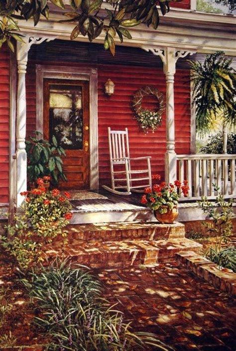 country porches front porch peaceful porch pinterest