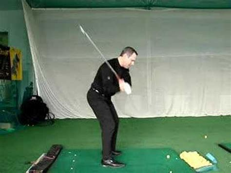 shawn clement swing plane posture and head down from top 10 youtube teacher shawn