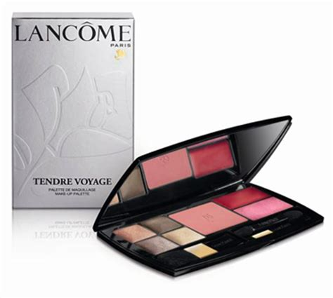 Lancome Tendre Voyage lancome tendre voyage makeup palette