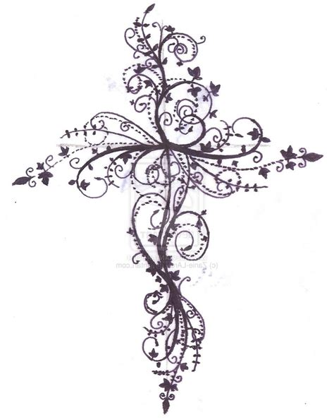 feminine celtic cross tattoos feminine celtic cross tattoos best design