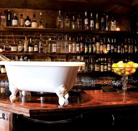 Bathtub Gin by Bathtub Gin Co Seattle A Speakeasy Style Bar In The