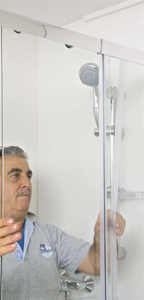installazione box doccia montaggio box doccia in kit quadrato o rettangolare
