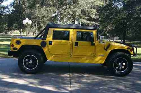 accident recorder 2000 hummer h1 interior lighting service manual 2000 hummer h1 open top buy used 2000 hummer h1 6 5l turbo diesel open top in