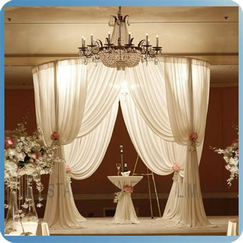 pipe and drape wedding decoration rk wedding decoration materials fpr wedding decoration rk
