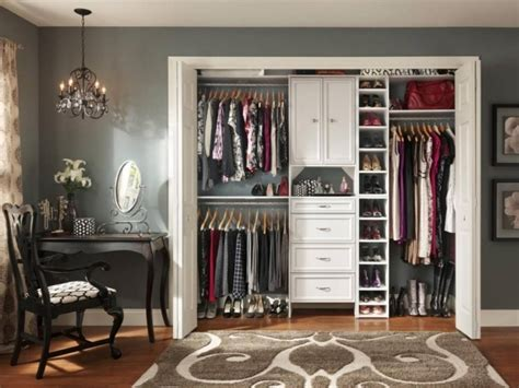 Small Closet Organizer Systems by Small Closet Organization Systems Wardrobe Closet Design