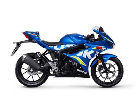 Motorcycle Suzuki Gsx R125 Motogp Xal8 Chelsea Motorcycle