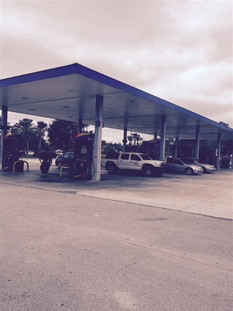 Vero Post Office by Gas Station Convenience Store With Restaurant Car Wash