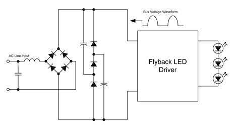flyback output diode voltage flyback led drivers offer superior balance among operating tradeoffs edn