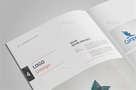 portfolio design template graphic design portfolio template by adekfotografia