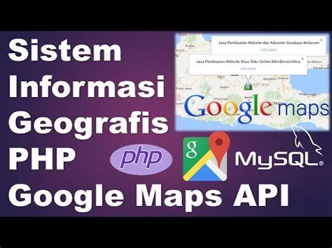 membuat web sistem informasi dengan php google map for flash exle flex delphi by srhong007