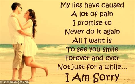 Apology Letter For Jealousy I Am Sorry Messages For Bf Or Gf I M Sorry Apology Quotes Images