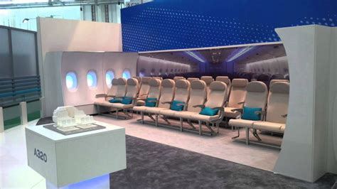 Aircraft Interior Show by Exhibition Stands In Hamburg