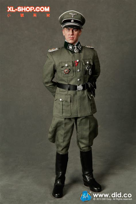 Figure 1 6 Tontenkopf Division German Army Ww2 did 1 6 scale wwii german ss obersturmbannfuhrer kurt meyer