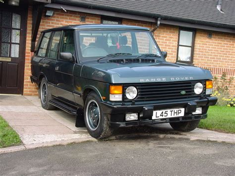 how make cars 1993 land rover range rover classic electronic valve timing 4x4emma 1993 land rover range rover specs photos modification info at cardomain
