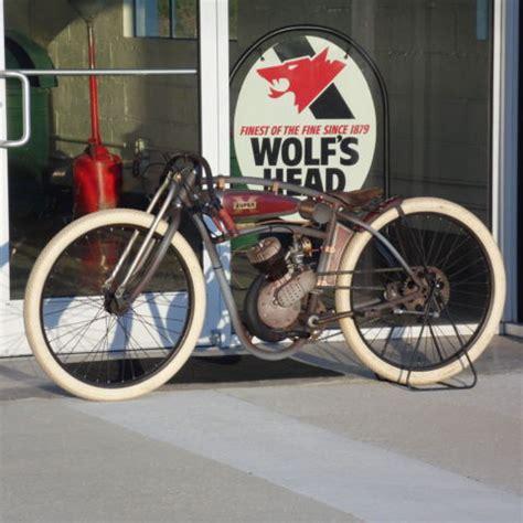 board track racer antique vintage indian cafe pre war