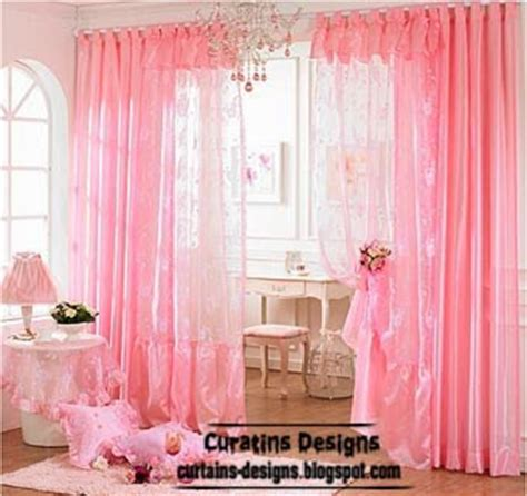 curtain ideas for girls bedroom top catalog of pink curtains for girls room unique designs