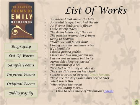 emily dickinson biography ppt ppt emily dickinson powerpoint presentation id 972123