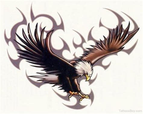 eagle tattoos meaning eagle tattoos designs pictures page 4