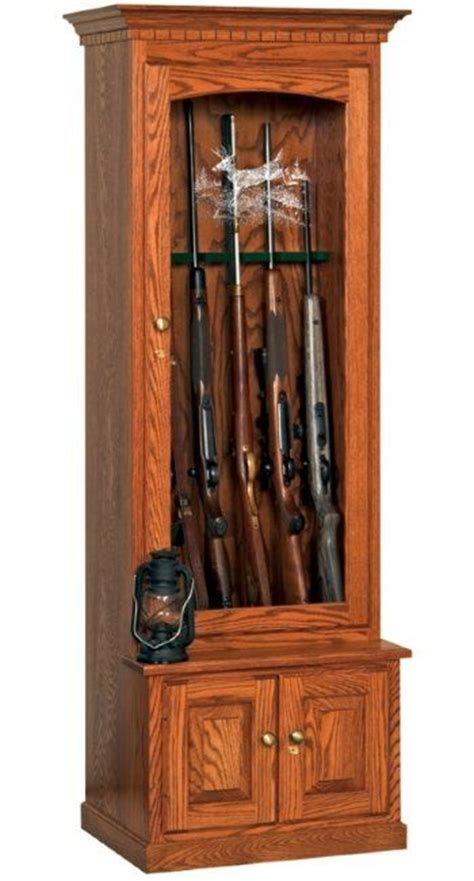 solid wood 6 gun cabinet 17 best images about gun cabinets on pistols