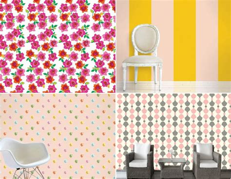 temp wallpaper stylish temporary wallpaper kelly golightly