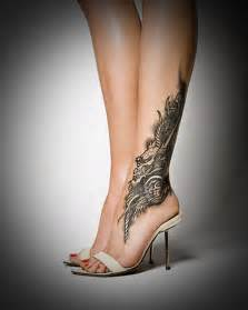 pretty leg tattoos 50 leg tattoo designs for women