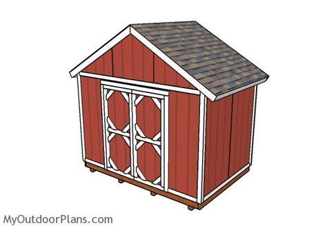 shed plans myoutdoorplans  woodworking plans