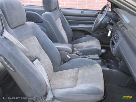 2006 Chrysler Sebring Interior by 2006 Chrysler Sebring Convertible Interior Photo 62727235