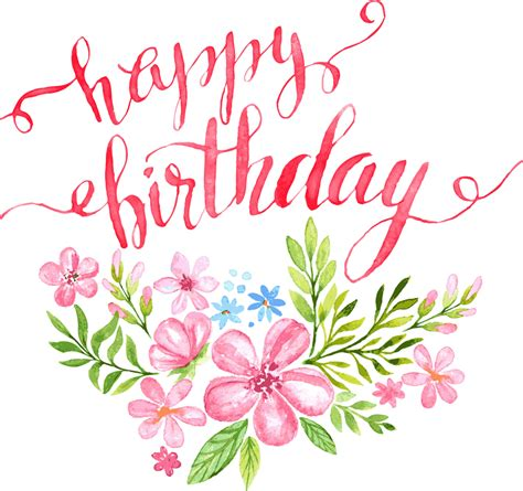 happy birthday font design png happy birthday text art design in png vector psd format