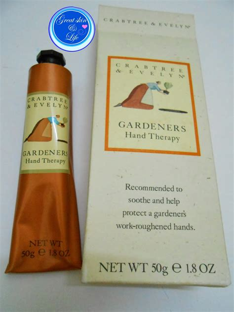 Gardeners Therapy by Great Skin Review On Crabtree Gardeners