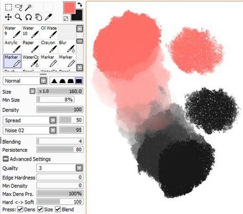 tumblr photoshop brushes 100 sai brushes tumblr paint tool sai brushes