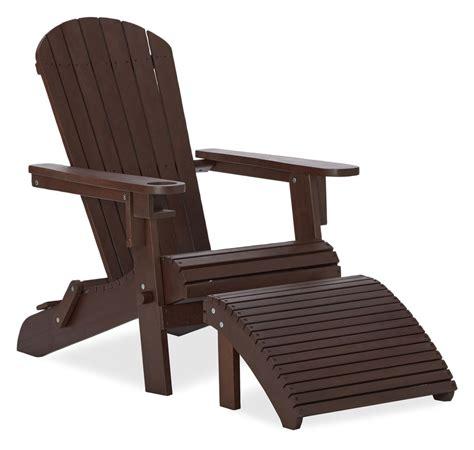 Amazon.com : Strathwood Adirondack Chair with Cupholder